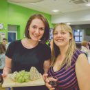 Lucy Field and Nicki Scott fundraisers